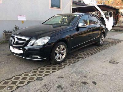 gebraucht Mercedes E250 Elegance BlueEfficiency CDI