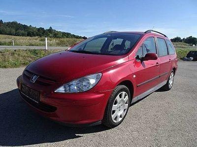 gebraucht Peugeot 307 Break XS HDI 110 (FAP)