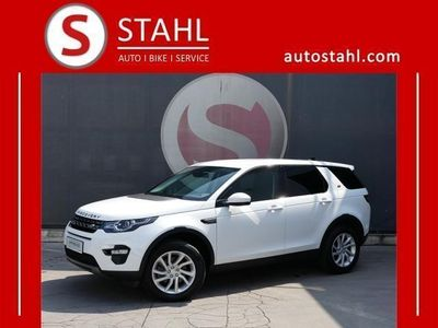 brugt Land Rover Discovery Sport 2,0 TD4 4WD SE Aut. Navi | AUTO STAHL WIEN 23
