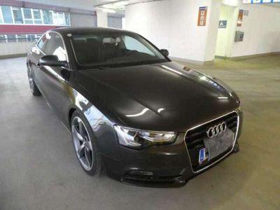 gebraucht Audi A5 Coupé 2,0 TDI DPF Aut.