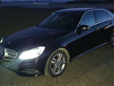 gebraucht Mercedes E350 E-KlasseBT 4Matic Limousine