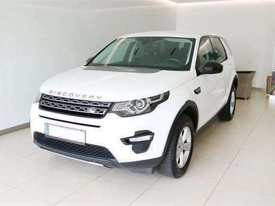 gebraucht Land Rover Discovery Sport PURE 2.0TD 150PS AUT