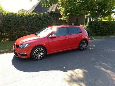 gebraucht VW Golf R-line Klein-/ Kompaktwagen