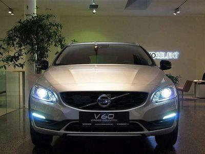 gebraucht Volvo V60 CC V60 Cross Country D3 Geartronic