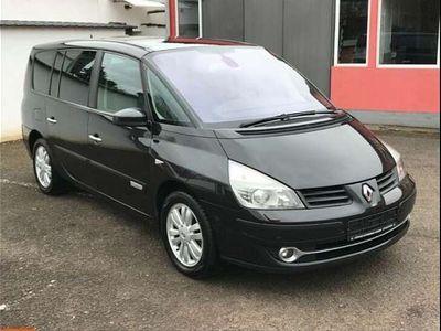 brugt Renault Grand Espace 2,0 dCi Top Zustand !!! Kombi / Family Van,