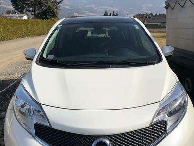 gebraucht Nissan Note 1,2 Visia