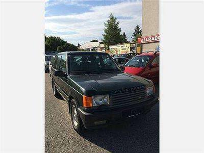 gebraucht Land Rover Range Rover 4,6 HSE SUV / Offroad