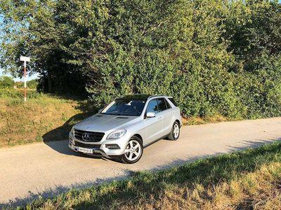 gebraucht Mercedes 350 M-KlasseSUV / Geländewagen
