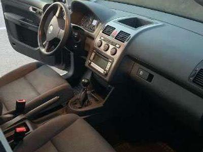 gebraucht VW Touran 1T/BXJ/Diesel Kombi / Family Van