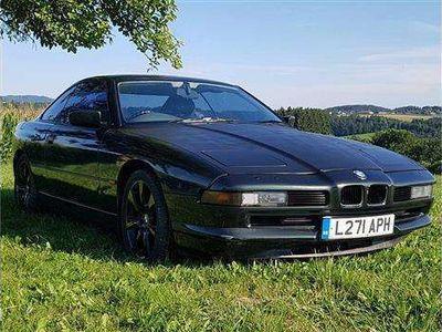 gebraucht BMW 840 8er-Reihe CI Sportwagen / Coupé