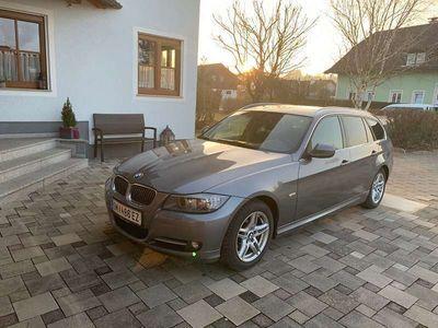gebraucht BMW 316 3er-Reihe d Touring E91 N47 Limousine