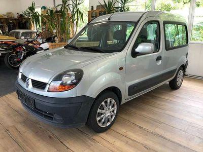 gebraucht Renault Kangoo Authentique 1,5 dCi / PICKERL bis 09/20 / UNFALL / Kombi / Family Van