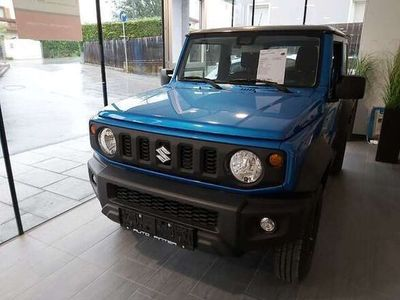 gebraucht Suzuki Jimny 15 VVT Allgrip