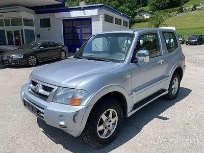 brugt Mitsubishi Pajero GLS 3,2 DI-D TD SUV / Geländewagen,