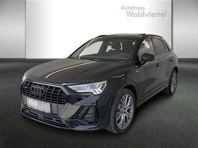 gebraucht Audi Q3 45 TFSI quattro S line exterieur