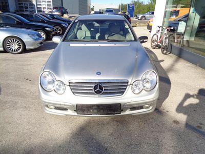 used Mercedes C220 Coupé CDI Aut.