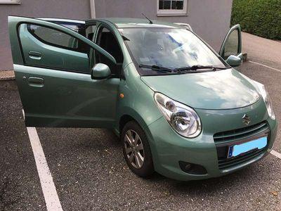 gebraucht Suzuki Alto 1,0 GLX deluxe Klein-/ Kompaktwagen