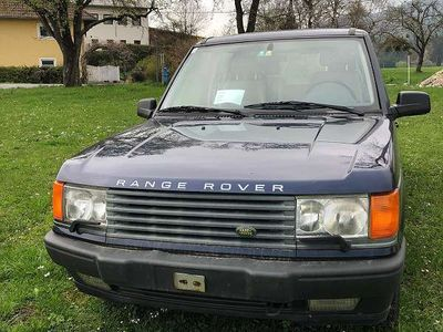 brugt Land Rover Range Rover SUV / Geländewagen,