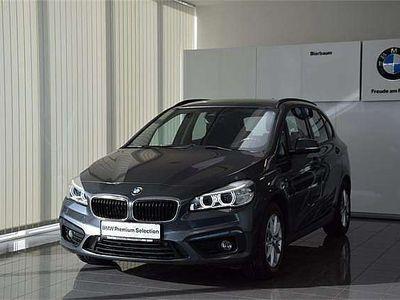 gebraucht BMW 216 Active Tourer 2er-Reihe d Advantage Limousine