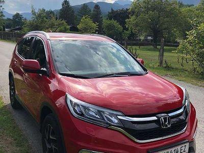 gebraucht Honda CR-V CR-V2,0i-VTEC Elegance plus SUV / Geländewagen