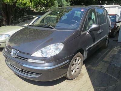 gebraucht Peugeot 807 2,0 HDi 140 FAP Family Kombi / Family Van