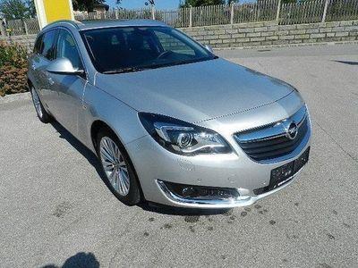 gebraucht Opel Insignia ST 1,6 CDTI ecoflex Cosmo Start/Stop