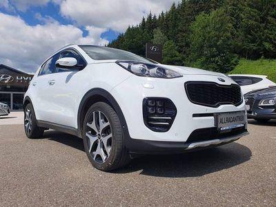 gebraucht Kia Sportage 2,0 CRDI AWD GT-Line Aut. SUV / Geländewagen
