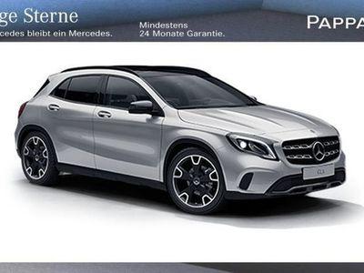 used Mercedes GLA200 d