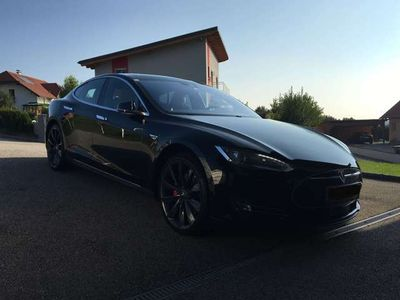 gebraucht Tesla Model S P85D (mit Batterie)