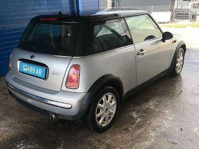used Mini ONE Automatik Klein-/ Kompaktwagen,
