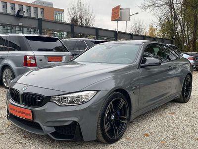 gebraucht BMW M4 4er-ReiheCoupé M-DKG HUD Neue Bremsen Sportwagen / Coupé