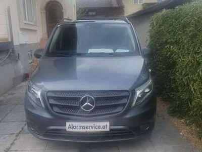 gebraucht Mercedes Vito Vito Business Van119 BlueTEC lang 4x4 Aut.