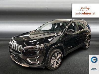 gebraucht Jeep Cherokee 2,2 MultiJet II AWD Limited Aut., Limited, 200 PS, 5 Türen, Automatik