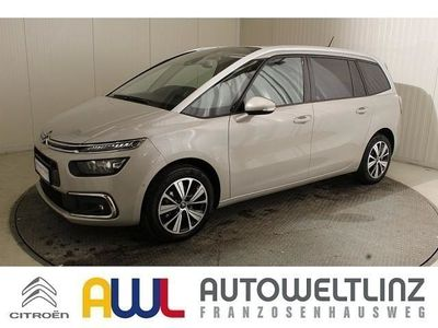 gebraucht Citroën C4 SpaceTourer C4 Spacetourer GrandPureTech 130 S&S EAT8 Shine Kombi / Family Van