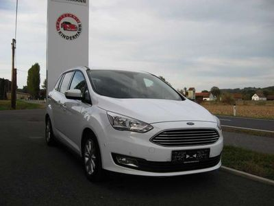gebraucht Ford Grand C-Max Titanium 1,5 TDCi Powershift