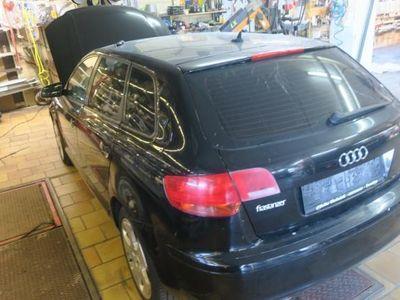 gebraucht Audi A3 Sportback Ambition quattro 2,0 TDI DPF
