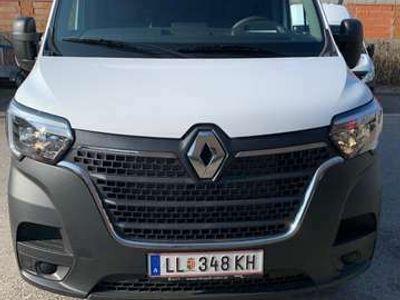 gebraucht Renault Master MasterL4H3 Kastenwagen 145PS