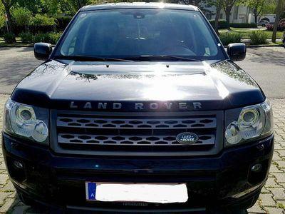 gebraucht Land Rover Freelander 2,2 eD4 S DPF SUV / Geländewagen,