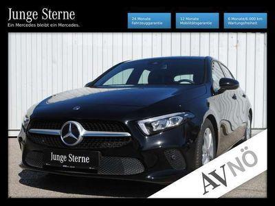 gebraucht Mercedes A180 d Aut. LED/Navi/Sitzheizung/Kamera/..