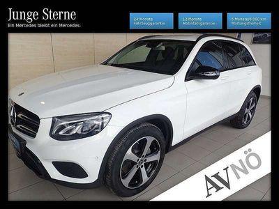 gebraucht Mercedes GLC220 GLC-Klassed 4MATIC /Night/Allrad/LED/Navi/Automati SUV / Geländewagen