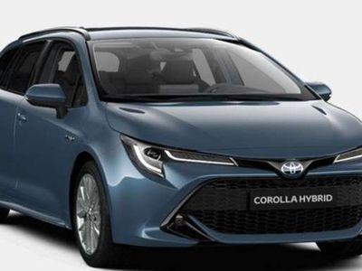 gebraucht Toyota Corolla TS 1.8 Hybrid 122 Exe Kam SHZ ACC 72 kW (98 PS)...