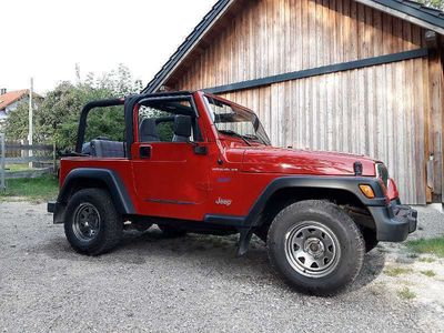 gebraucht Jeep Wrangler TJ SUV / Geländewagen,