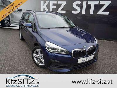 gebraucht BMW 218 Gran Tourer d xDrive Aut. **-48% vom NP**