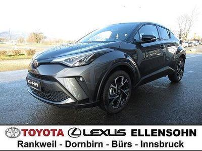 gebraucht Toyota C-HR 1,2T C-LUB 4WD CVT