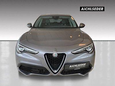 gebraucht Alfa Romeo Stelvio First Edition 2,0 ATX AWD
