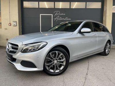 gebraucht Mercedes C220 BlueTEC/ 7G-Tronic / AHK / wenig KM / FINANZIERUNG