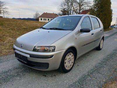 gebraucht Fiat Punto 1.2i mit §57a Klein-/ Kompaktwagen