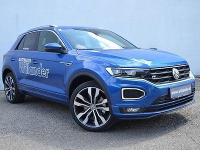 gebraucht VW T-Roc Sport TSI ACT OPF DSG SUV / Geländewagen,