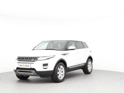 brugt Land Rover Range Rover evoque Pure 2,2 TD4