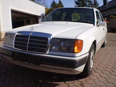 gebraucht Mercedes 250 E-Klasse W 124 /Turbodiesel Limousine